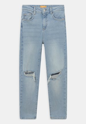 MOM  - Jeans relaxed fit - light blue