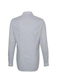 Seidensticker - SLIM FIT - Shirt - dark blue - 1