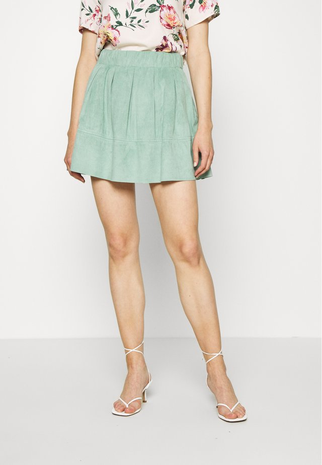 KIA - A-linjekjol - mint green