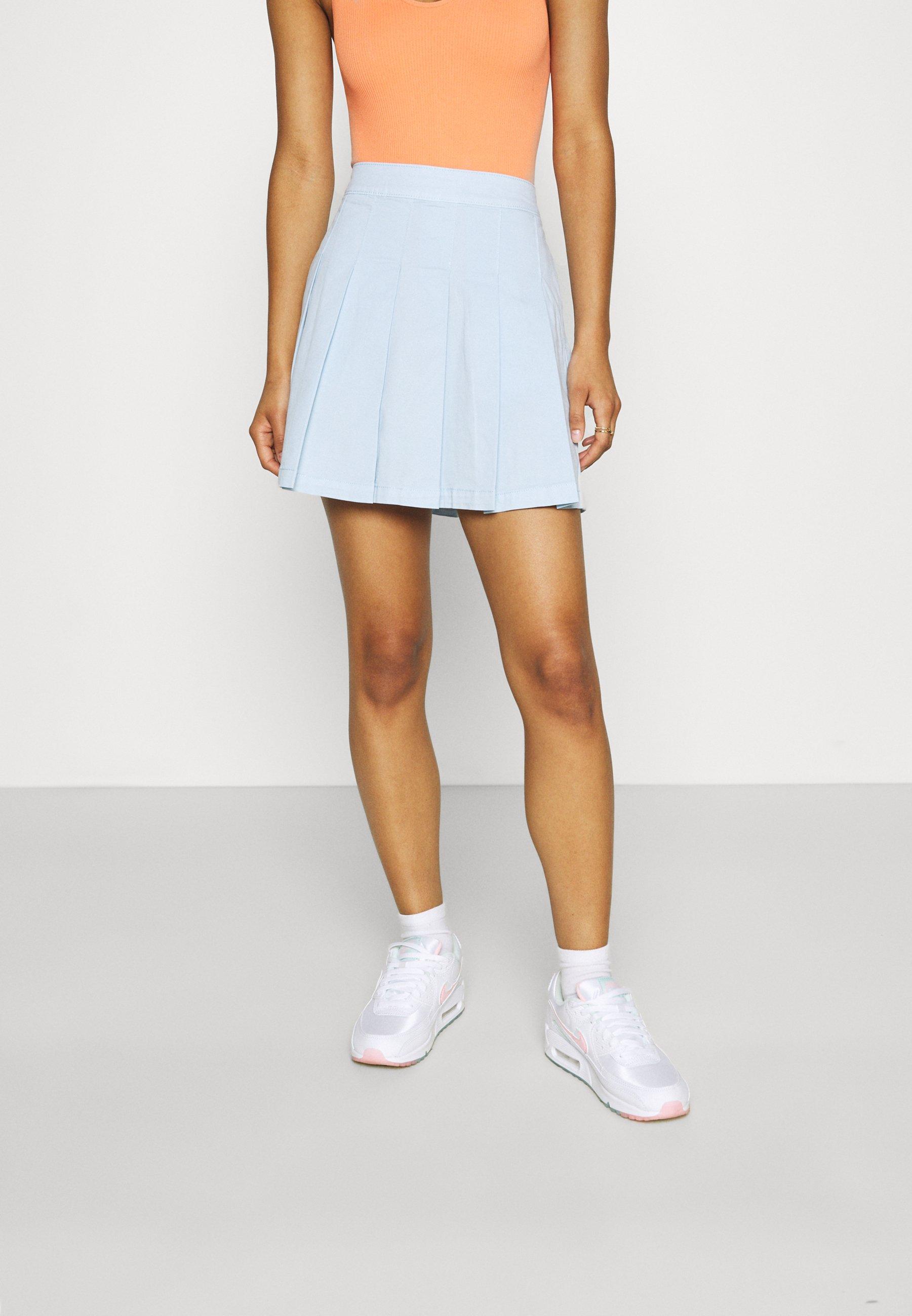 Women PLEATED SKIRT - Mini skirt