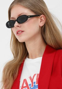 Le Specs - OUTTA LOVE - Sunglasses - black - 1