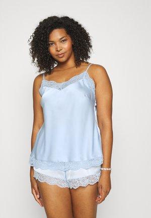 SLINKY CAMI - Pyjamas - sky blue
