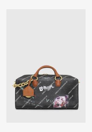 TYLEBAG  - Weekend bag - black/green