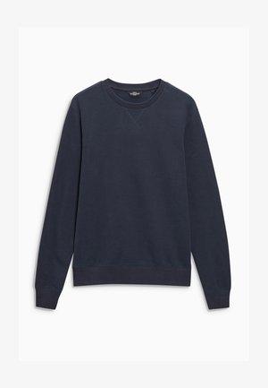 UNISEX CREW NECK  - Sweatshirt - blue