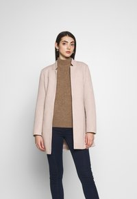 ONLY - ONLSOHO COATIGAN  - Short coat - etherea/melange - 0