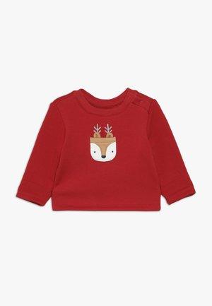 COZY BABY - Sweatshirt - modern red