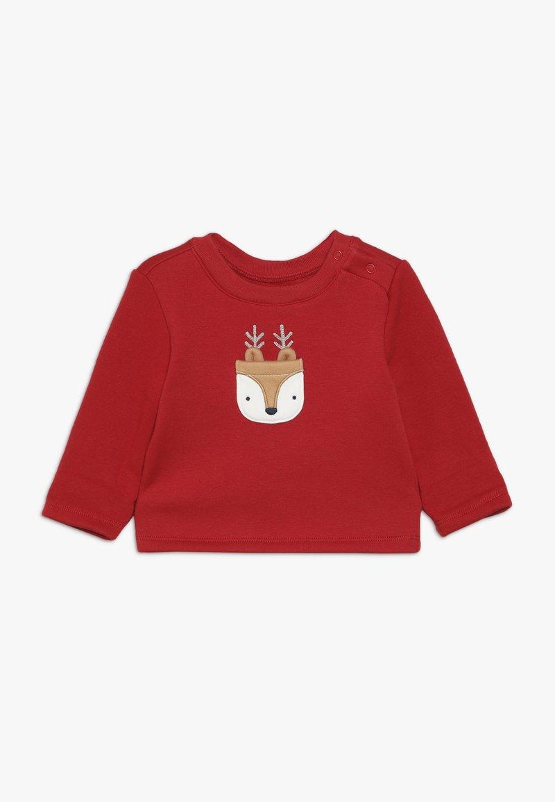 GAP - COZY BABY - Sweatshirt - modern red
