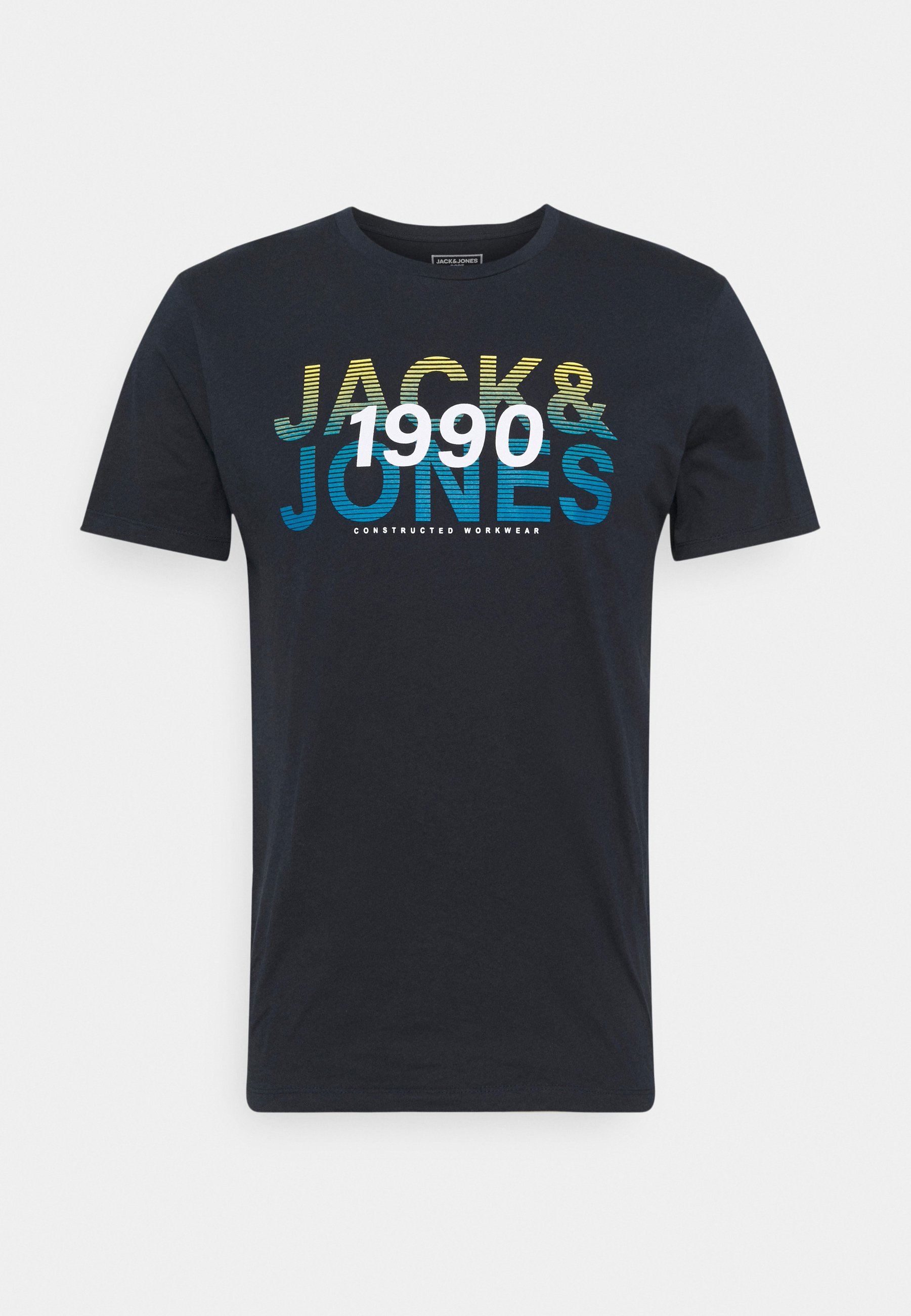 Herren JCOFADE TEE CREW NECK - T-Shirt print