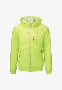 TOM TAILOR DENIM - JACKEN & JACKETS LEICHTE JACKE - Light jacket - neon green - 6