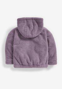 Next - Zip-up sweatshirt - grey - 1
