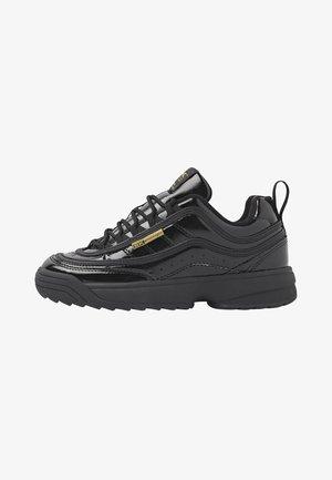 IVY - Trainers - black/gold/black