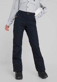 Rojo - PANT - Pantaloni da neve - true black - 0