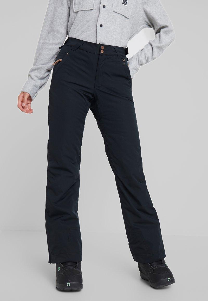 Rojo - PANT - Pantaloni da neve - true black