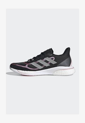 SUPERNOVA + BOOST BOUNCE PRIMEGREEN RUNNING REGULAR SHOES - Zapatillas de running neutras - black