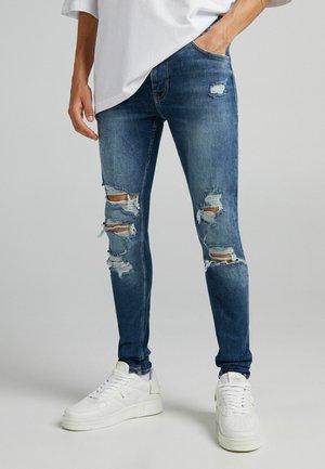 Rissen - Jeans Skinny Fit - dark blue