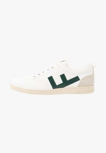 ROLAND UNISEX - Trainers - green/ivory