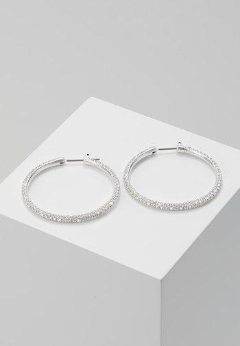 HOOP - Øreringe - silver-coloured