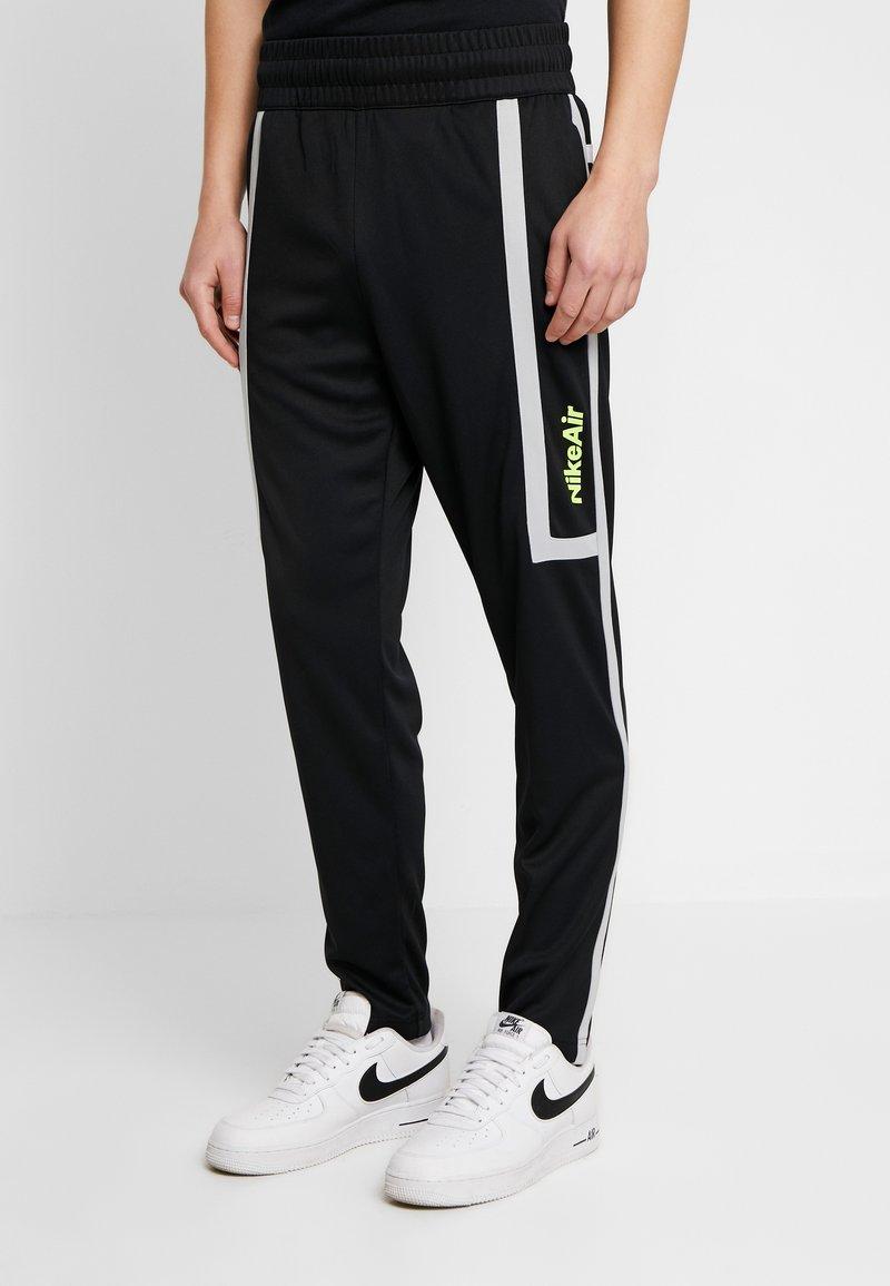 Nike Sportswear - M NSW NIKE AIR PANT PK - Spodnie treningowe - black/smoke grey