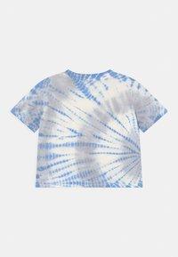 GAP - GIRL LOGO  - Print T-shirt - blue - 1
