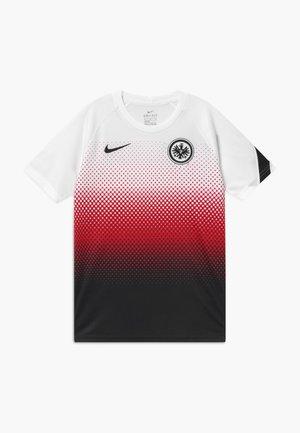 EINTRACHT FRANKFURT - Club wear - white/black