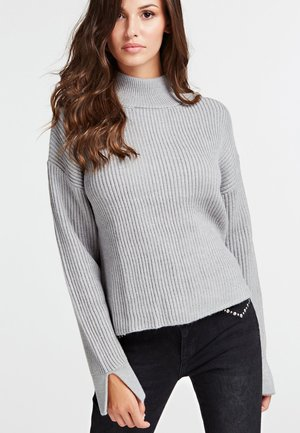 MILENA - Jumper - light grey