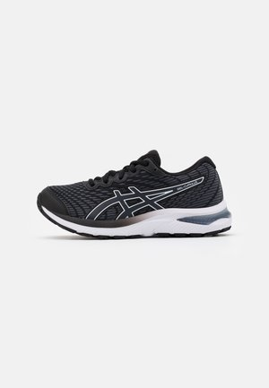 GEL-CUMULUS 22 UNISEX - Neutral running shoes - black/carrier grey