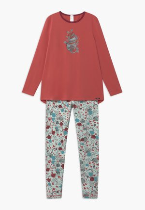GIRLS  - Pyjama set - mineral red