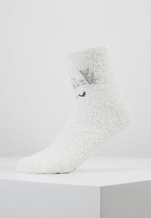 JOY SOCKS - Ponožky - blanc