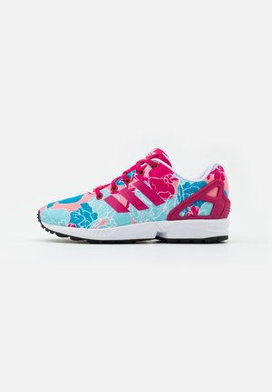 ZX FLUX  - Trainers - bolt pink/footwear white