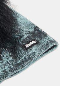 Eisbär - DRAW CRYSTAL - Beanie - schwarz/frost/schwarz - 2