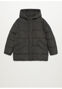 Mango - VIKINGA - Winter coat - dunkelgrau meliert - 5