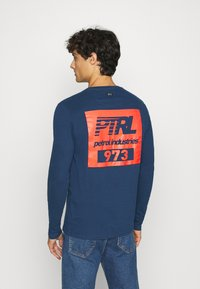 Petrol Industries - Long sleeved top - petrol blue - 2