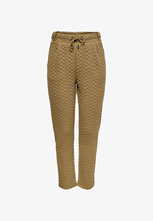 STEPP - Pantalones deportivos - toasted coconut