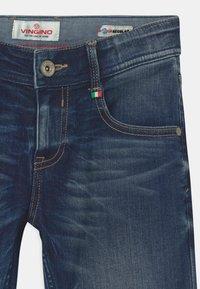 Vingino - BAGGIO - Straight leg jeans - mid blue - 2