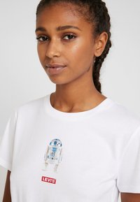 Levi's® - STAR WARS THE PERFECT TEE - T-shirt imprimé - white - 3