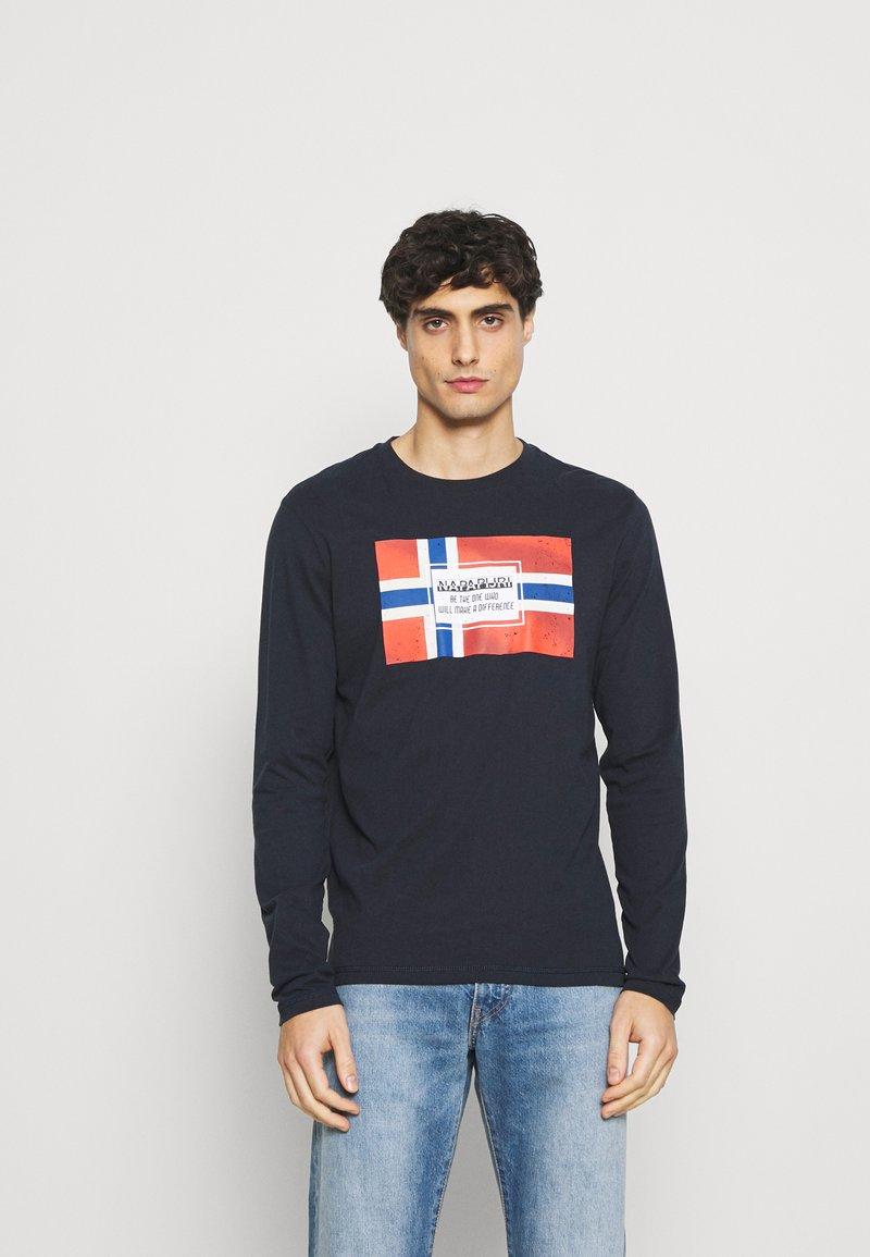 Napapijri - SERA  - Långärmad tröja - blu marine