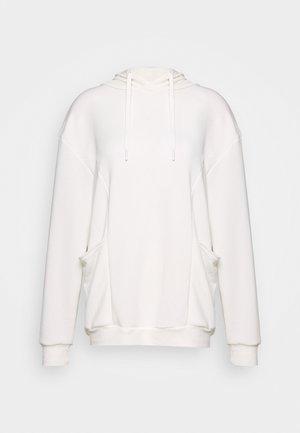 Jersey con capucha - offwhite