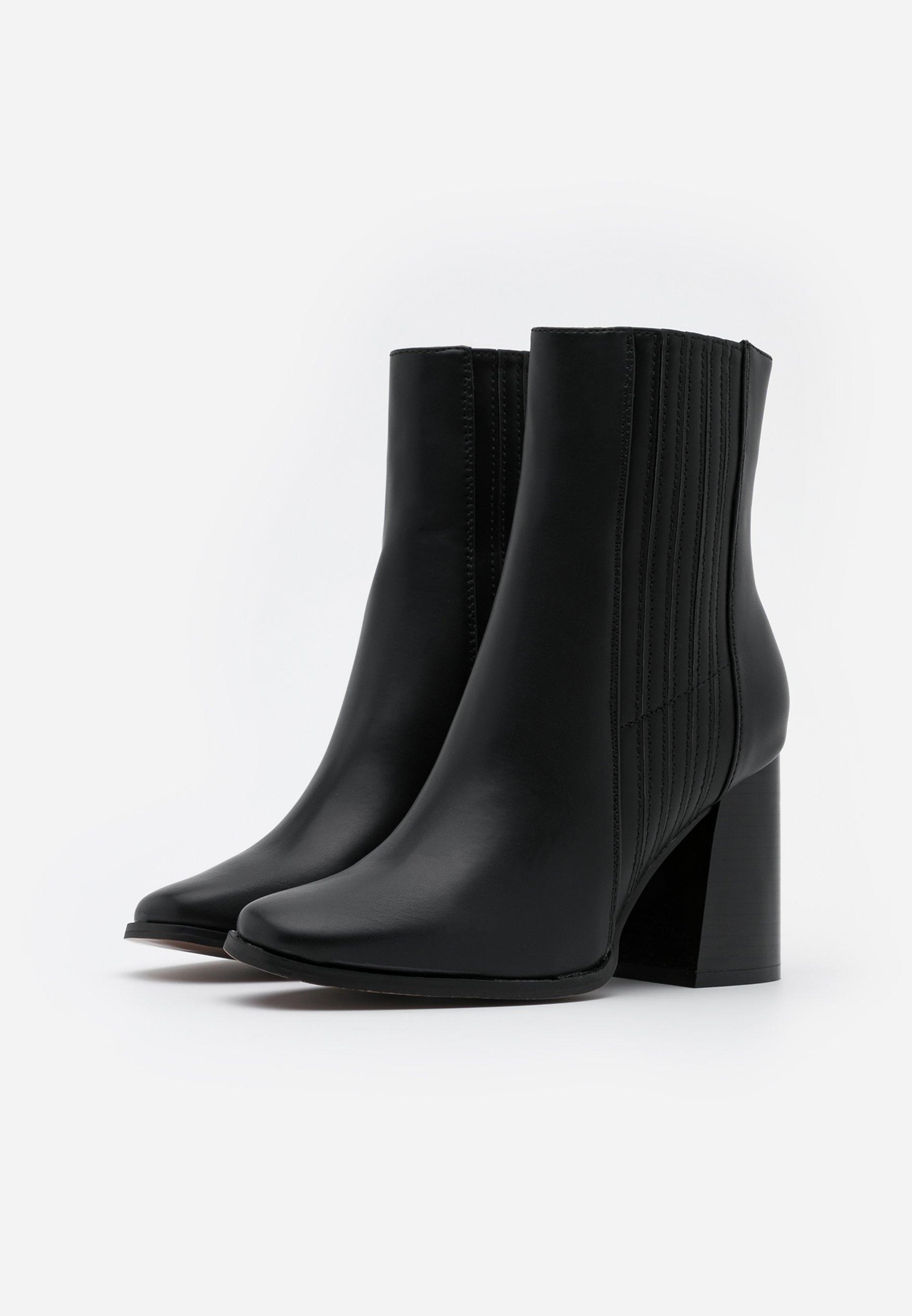Even&Odd High Heel Stiefelette black/schwarz