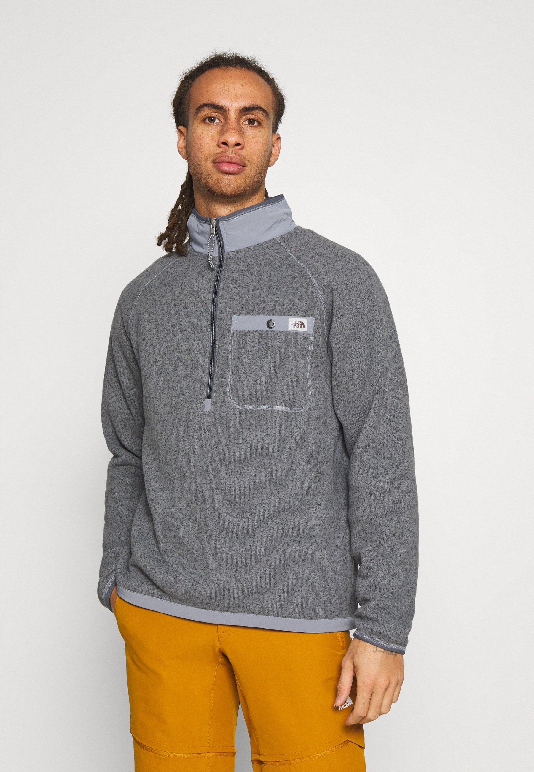 Men GORDON LYONS ZIP - Fleece jumper
