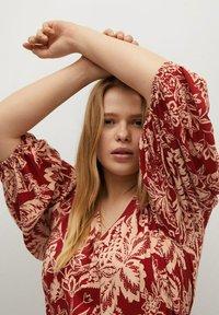 Violeta by Mango - Day dress - rojo - 3