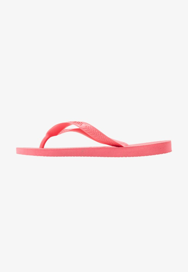 TOP - Chanclas de dedo - pink porcelain