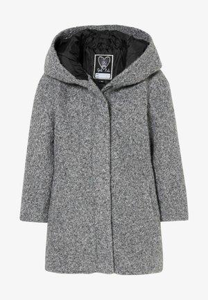 Short coat - gray-melange