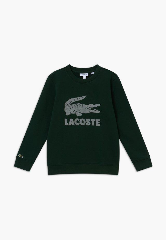 LOGO UNISEX - Sweatshirt - dark green