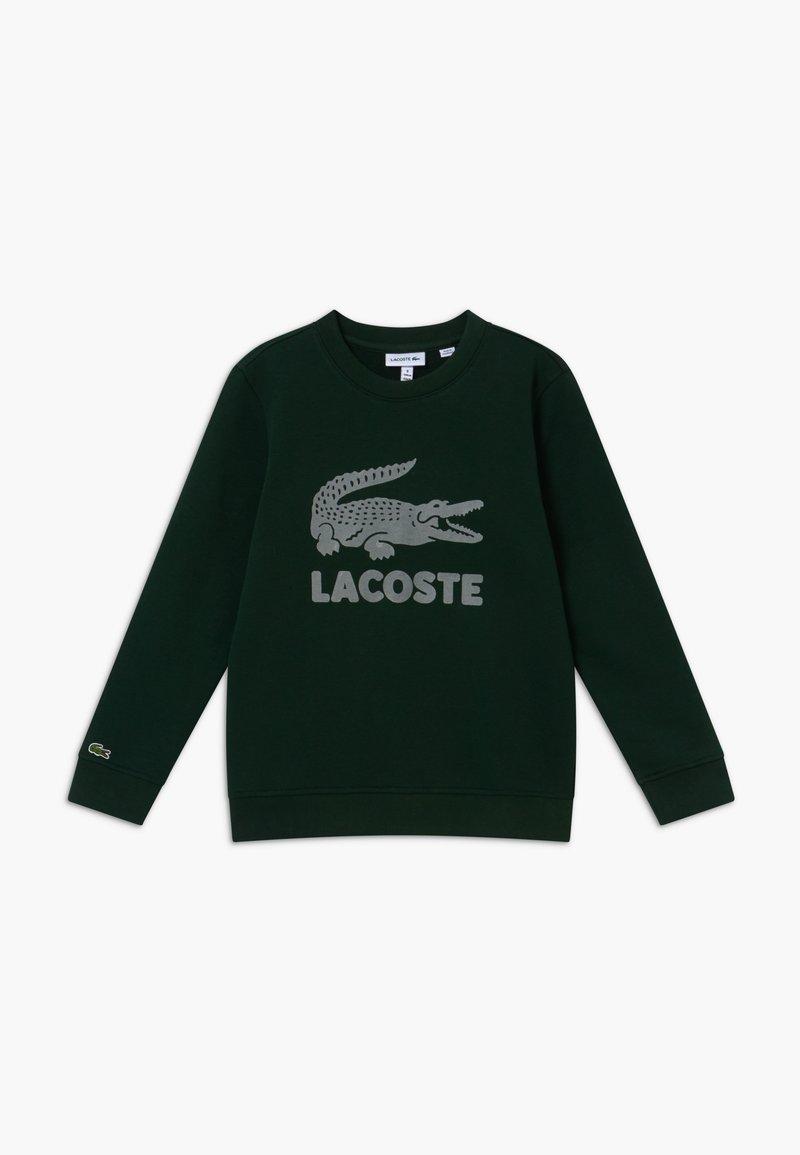 Lacoste - LOGO UNISEX - Sweatshirt - dark green