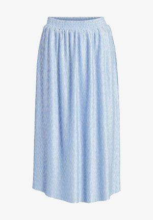 VIPLEASA - A-line skirt - kentucky blue