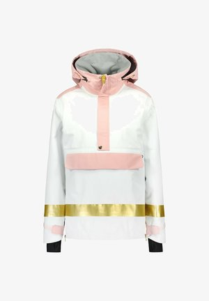 GOLD ME MAYBE  - Välikausitakki - white, gold,  pink