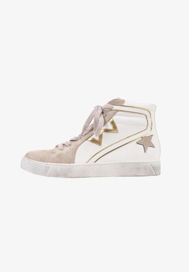 ARCADE - Baskets montantes - white