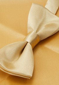 Only & Sons - ONSTRENT BOW TIE BOX HANKERCHIEF SET - Pocket square - golden spice - 6