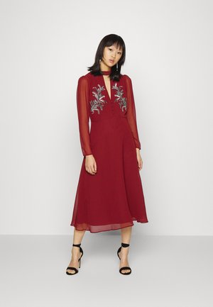 RUBY - Cocktail dress / Party dress - red