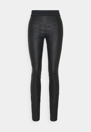 VMSTORM - Leggings - Trousers - black
